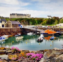 Portpatrick - The Southern Upland Way