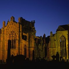 Melrose Abbey © Keith Robeson